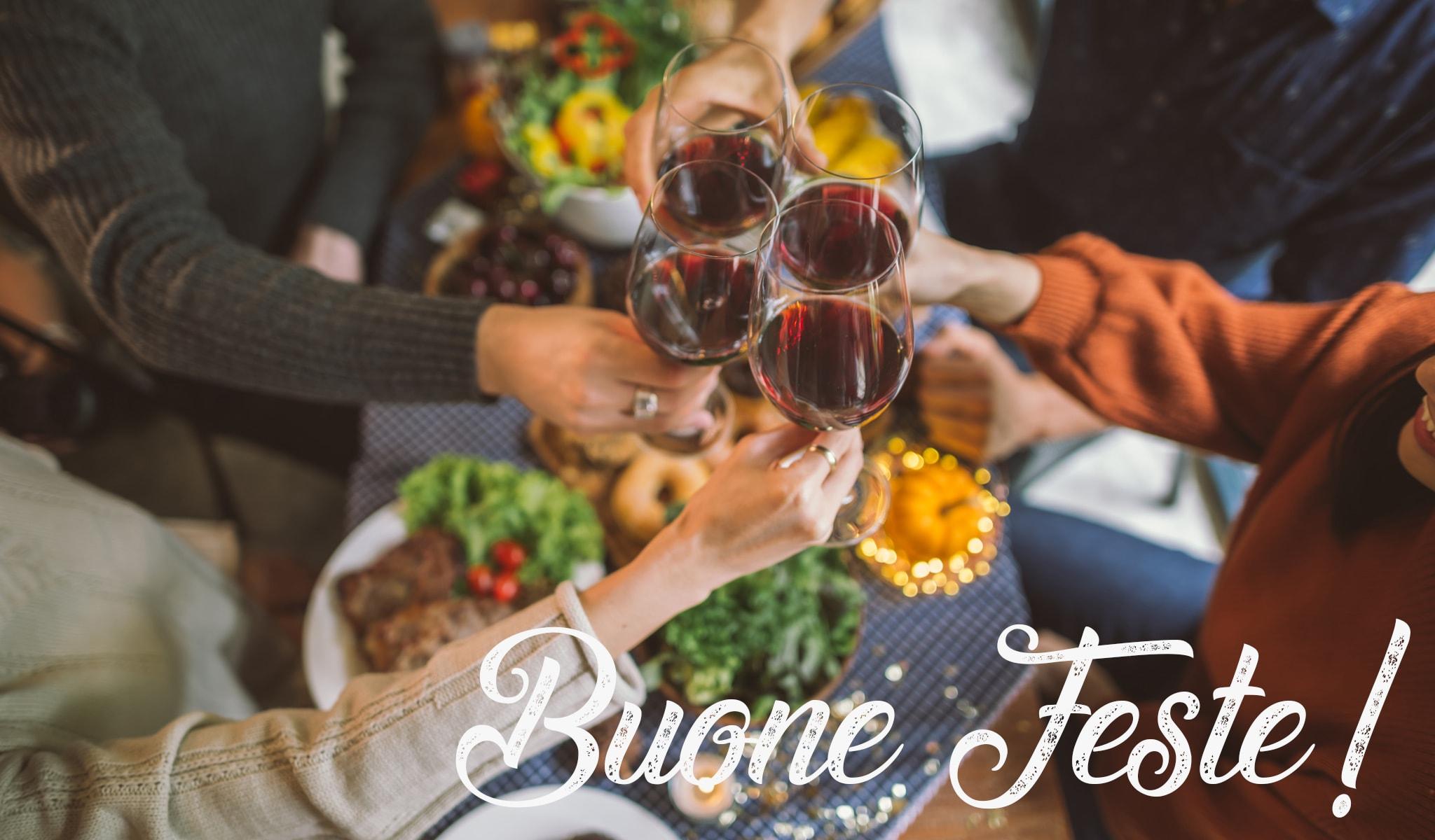 Buone feste da La Pineta